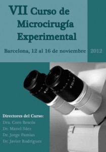 seventh course of experimental microsurgery