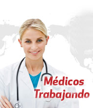 Oportunidad laboral en Latinoamérica para médicosJobs in Latin America for medical