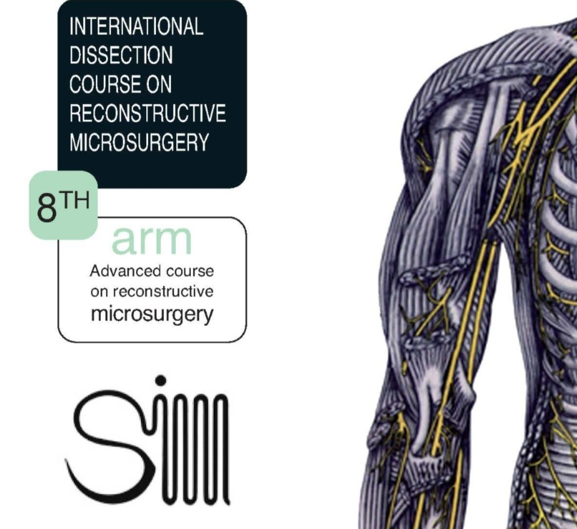 International Dissection Course on Reconstructive Microsurgery